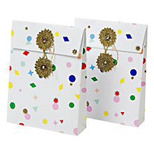Buy Meri Meri All Wrapped Up Charms Envelope Bags, Pack of 2 Online at johnlewis.com