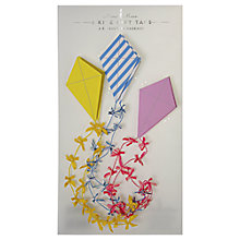Buy Meri Meri Kites Gift Tags, Pack of 6 Online at johnlewis.com