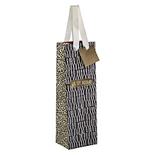 Buy Art File Chic Bottle Gift Bag Online at johnlewis.com