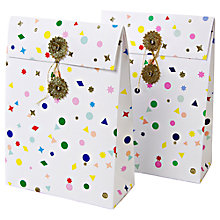 Buy Meri Meri All Wrapped Up Charms Gift Bags, Pack of 2 Online at johnlewis.com