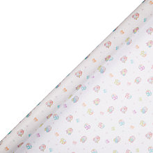 Buy John Lewis Rabbits and Elephants Gift Wrap, 3m Online at johnlewis.com