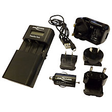 Buy Ansmann Powerline Vario Battery Charger Online at johnlewis.com