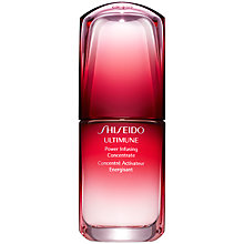 Buy Shiseido Ultimune Power Infusing Concentrate, 30ml Online at johnlewis.com