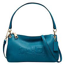 Buy Coach Charley Mini Leather Across Body Bag Online at johnlewis.com