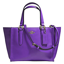 Buy Coach Crosby Mini Shoulder Bag Online at johnlewis.com