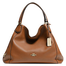 Buy Coach Edie Shoulder Bag Online at johnlewis.com
