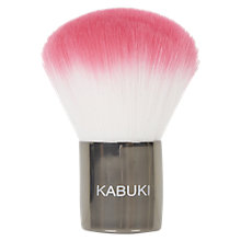 Buy TOPSHOP Kabuki Brush, Gunmetal Online at johnlewis.com