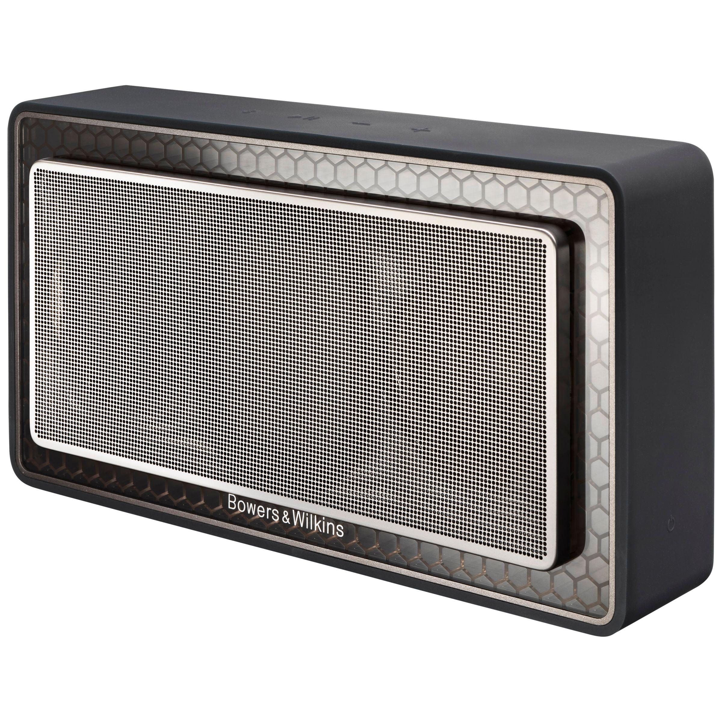 Bowers & Wilkins Bowers & Wilkins T7 Portable Wireless Bluetooth Speaker