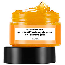 Buy OLEHENRIKSEN Pure Truth Melting Cleanser, 118ml Online at johnlewis.com