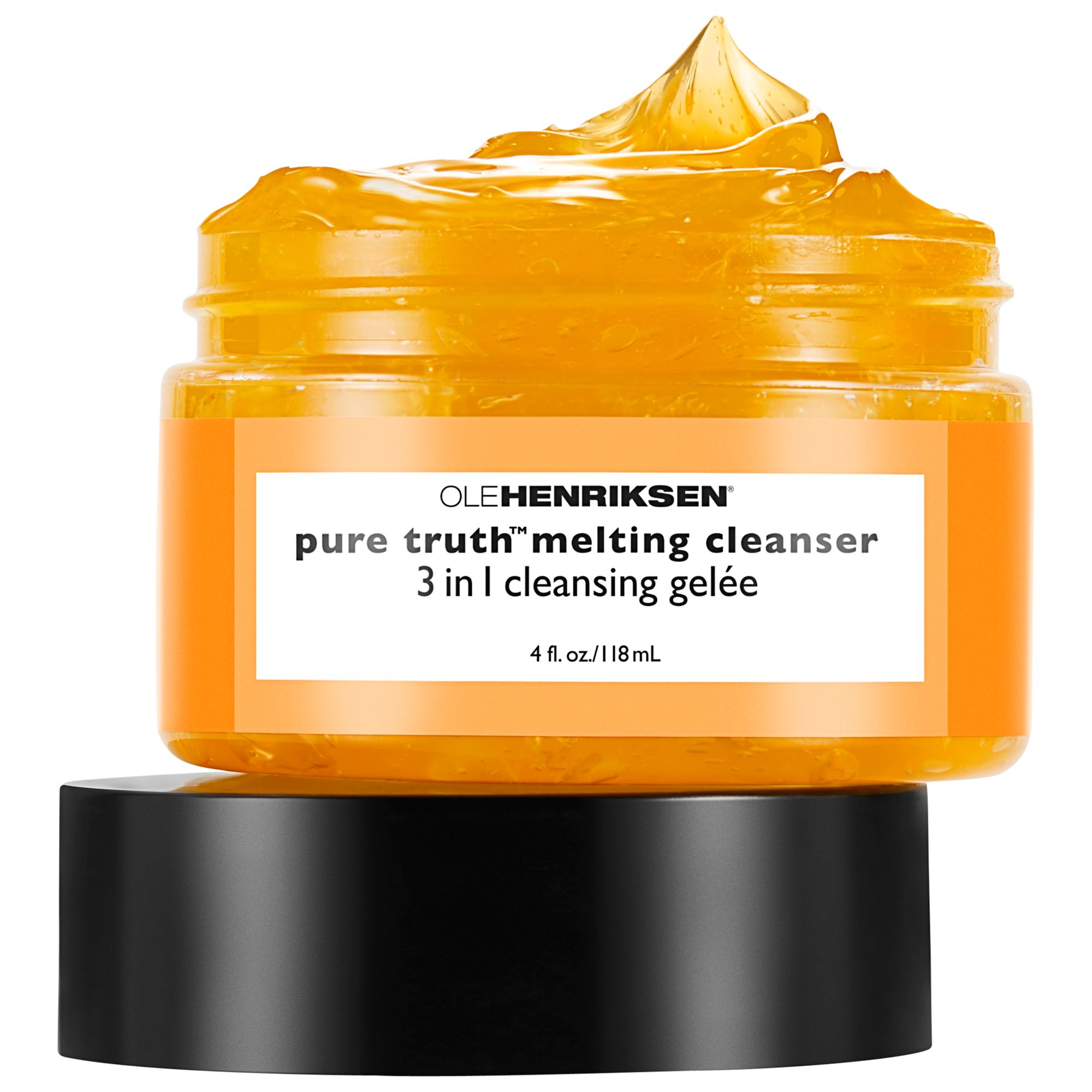 OLEHENRIKSEN OLEHENRIKSEN Pure Truth Melting Cleanser, 118ml