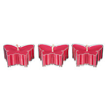 Buy John Lewis Buttterfly Tealights, Pack of 6 Online at johnlewis.com