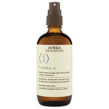 Buy AVEDA Chakra™ 6 Balancing Body Mist, 100ml Online at johnlewis.com
