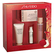 Buy Shiseido Bio-Performance Advanced Super Restoring Cream Holiday Kit Online at johnlewis.com