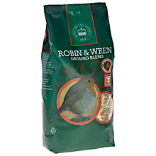 Buy Kew Gardens Robin and Wren Ground Blend Bird Feed, 1kg Online at johnlewis.com