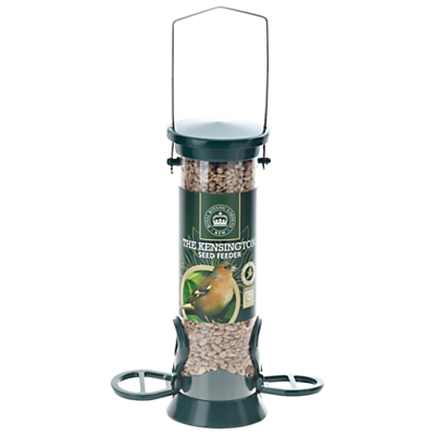 Kew Gardens Kensington Two Port Seed Bird Feeder