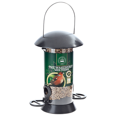 Kew Gardens Wakehurst Two Port Seed Bird Feeder