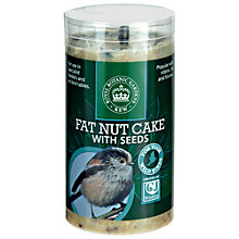 Buy Kew Gardens Fat Nut Cake with Seeds Bird Feed, 500ml Online at johnlewis.com