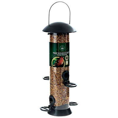 Kew Gardens Wakehurst Four Port Seed Bird Feeder