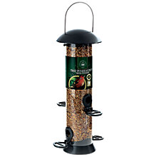 Buy Kew Gardens Wakehurst Four Port Seed Bird Feeder Online at johnlewis.com