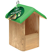 Buy Kew Gardens Open Bird Nesting Box Online at johnlewis.com