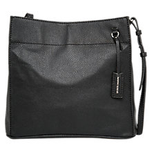 Buy Mango Pebbled Detachable Strap Bag Online at johnlewis.com