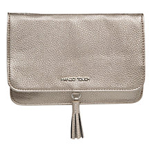 Buy Mango Tassel Detail Across Body Bag Online at johnlewis.com