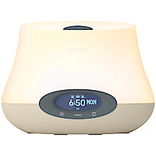 Buy Lumie Bodyclock Iris with Aromatherapy Online at johnlewis.com