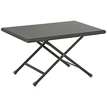 Buy EMU Arc En Ciel 2-Seat Lounge Table, Grey Online at johnlewis.com
