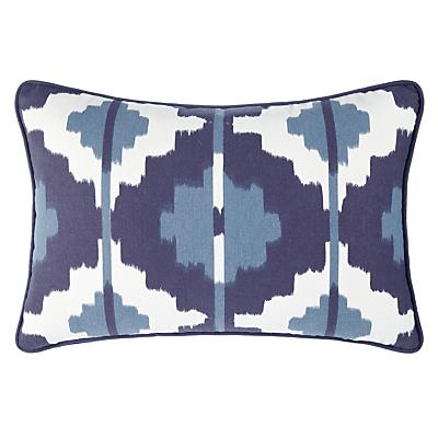 John Lewis Ikat Rectangle Outdoor Scatter Cushion