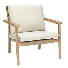 Buy John Lewis Croft Collection Islay Lounging Armchair, FSC Certified Online at johnlewis.com