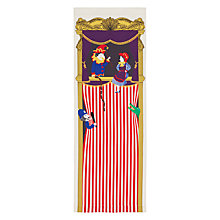 Buy John Lewis Punch & Judy Deck Chair Sling Online at johnlewis.com