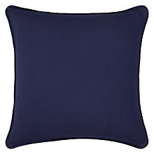 Buy John Lewis Scatter Cushion, Indigo Online at johnlewis.com
