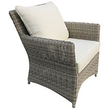 Buy John Lewis Dante Lounging Armchair Online at johnlewis.com