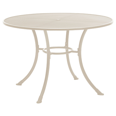 John Lewis Henley by KETTLER 4-Seater Outdoor Dining Table