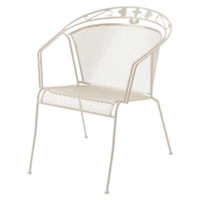 John Lewis Henley by KETTLER Round Back Outdoor Armchair