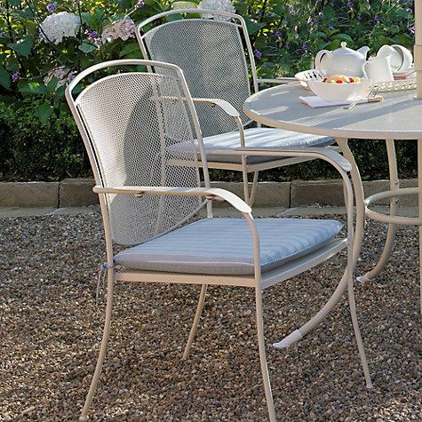 Buy John Lewis Henley By Kettler Outdoor Dining Armchair