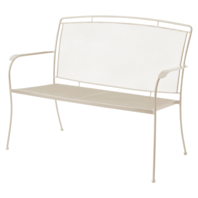 John Lewis Henley by KETTLER 2-Seat Garden Bench