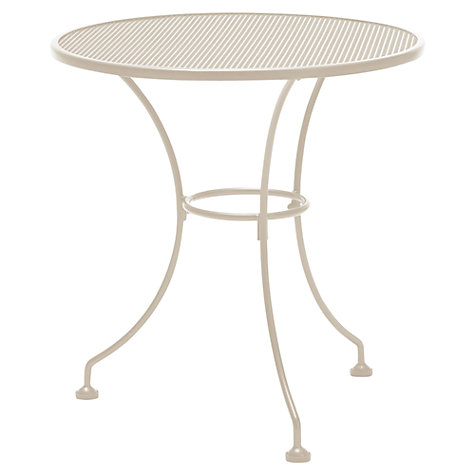 Buy John Lewis Henley by KETTLER 2-Seater Outdoor Bistro Table Online at johnlewis.com