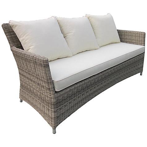 Buy john lewis dante 3 seater sofa online at johnlewis com