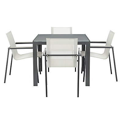 John Lewis Maya 4-Seater Outdoor Dining Set