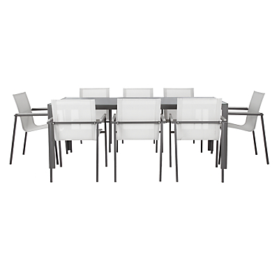 John Lewis Maya 8-Seater Outdoor Dining Set