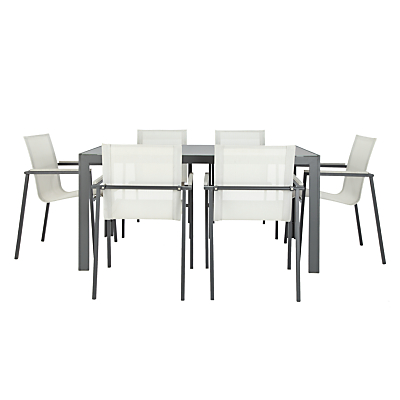 John Lewis Maya 6-Seater Outdoor Dining Set