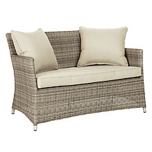 Buy John Lewis Dante 2-Seater Outdoor Sofa Online at johnlewis.com
