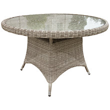 Buy John Lewis Dante 4-Seater Outdoor Dining Table Online at johnlewis.com