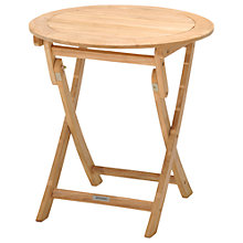 Buy John Lewis Longstock Bistro Dining Table Online at johnlewis.com