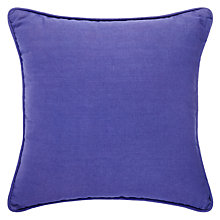 Buy John Lewis Lapis Outdoor Scatter Cushion Online at johnlewis.com