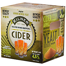 Buy Kilner Drink Works Make Your Own Apple Cider 35 Pint Pack Online at johnlewis.com