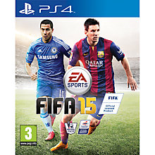 Buy FIFA 15, PS4 Online at johnlewis.com