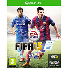 Buy FIFA 15, Xbox One Online at johnlewis.com