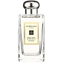 Buy Jo Malone™ Wood Sage & Sea Salt  Eau de Cologne, 100ml Online at johnlewis.com
